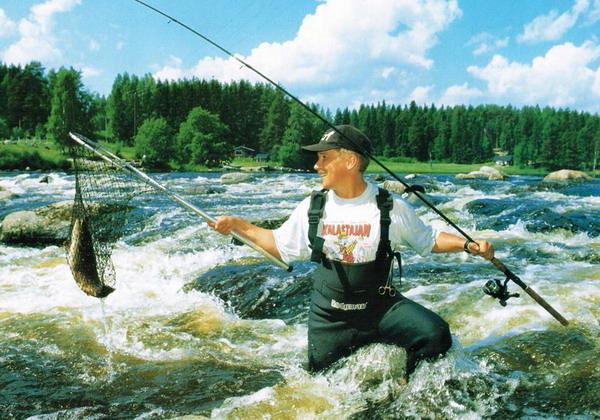 спортивная рыбалка в казани