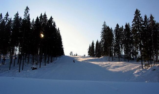 горнолыжный курорт Фри Ски