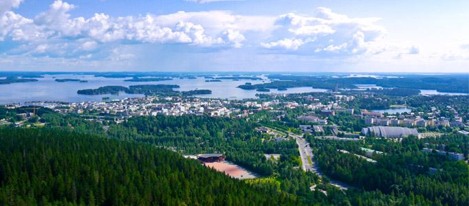 Центральная Финляндия