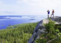 Пеший туризм в Финляндии