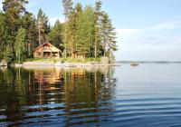 Отдых на озере в Финляндии
