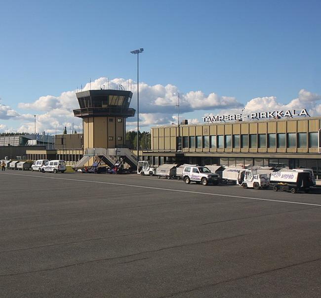 Аэропорты Финляндии