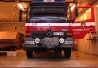 Неделя пожарной безопасности в Финляндии