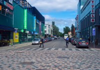 Торговая улица Йоэнсуу