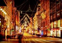 Рождественская улица в Хельсинки