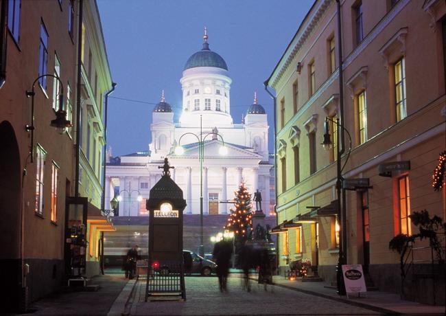 Достопримечательности Хельсинки
