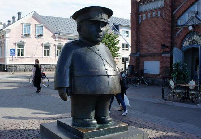 Достопримечательности Оулу Финляндия