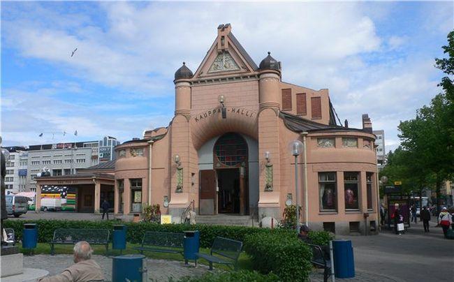 Храм Святого Николая в Куопио