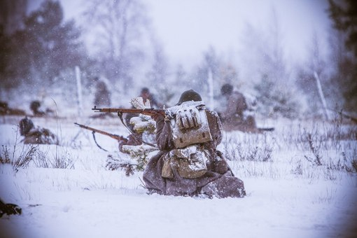 Змимняя война в Финляндии