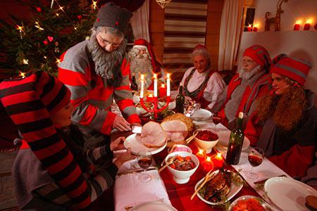 Рождественская кухня Финляндии
