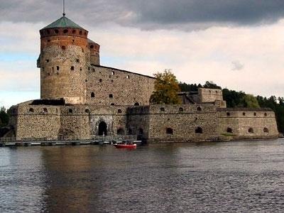 крепость Свеаборг в Финляндии