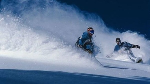 сноуборд химос