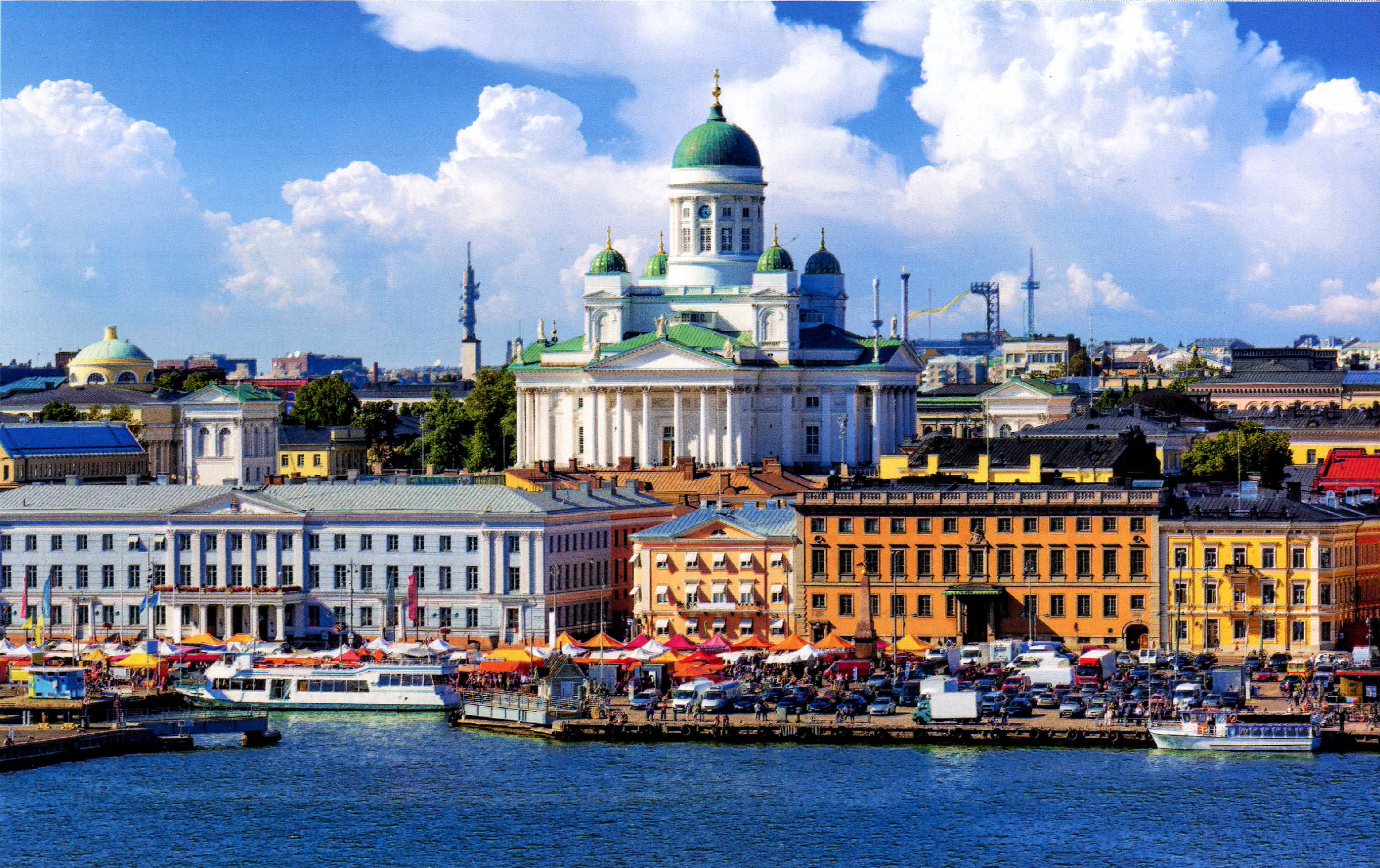 Финляндия – одна из 10 предпочитаемых россиянами стран для отдыха