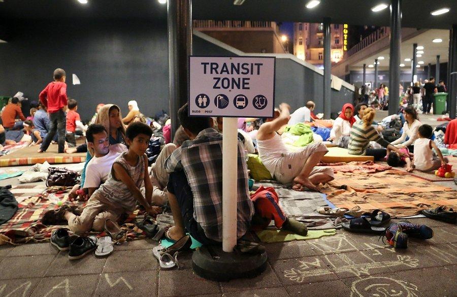 Иммиграционной службе необходима помощь частных фирм по работе с беженцами