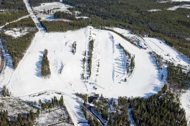 горнолыжный курорт Мюллюмяки