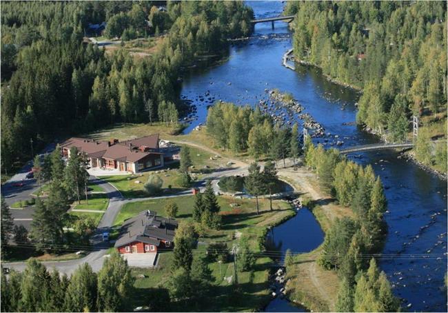 Пеший туризм в Финляндии 1