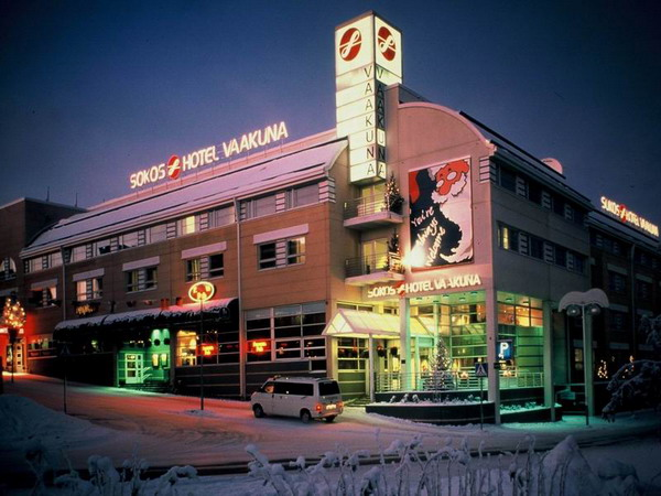Сети отелей Финляндии