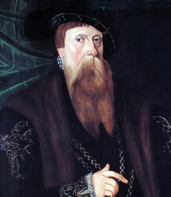Шведский король Густав