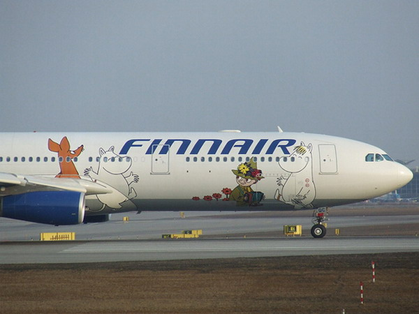 самолет Санкт-Петербург Хельсинки