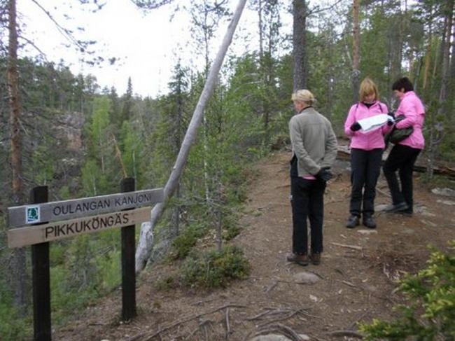 Пешеходный туризм в Финляндии 3