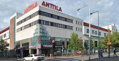 Супермаркеты Anttila закрываются