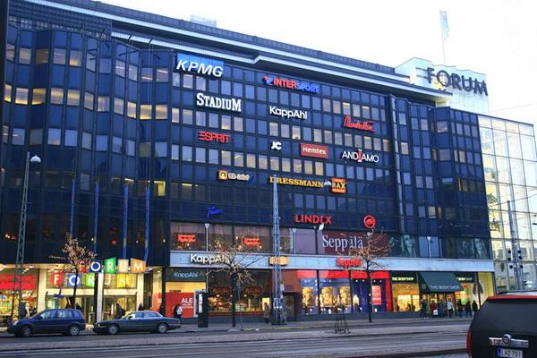 Шоп туры в Финляндию и Питебурга