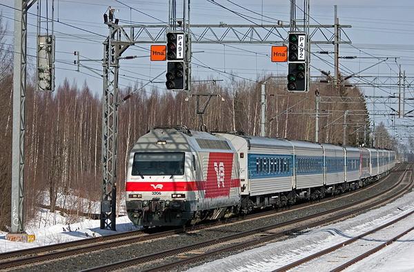 Поезд Москва Хельсинки Лев Толстой