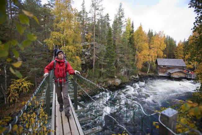 Пешеходный туризм в Финляндии 5