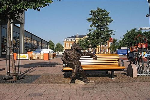 памятники в финляндии