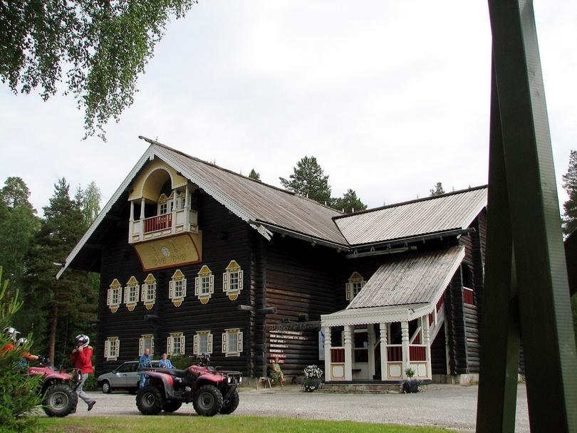 церквушка в финляндии