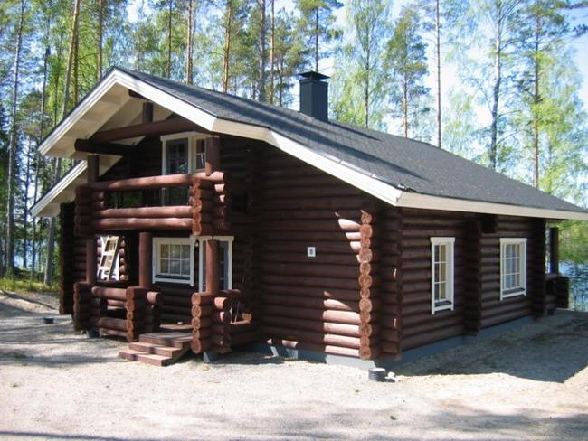Снять коттедж в Финляндии