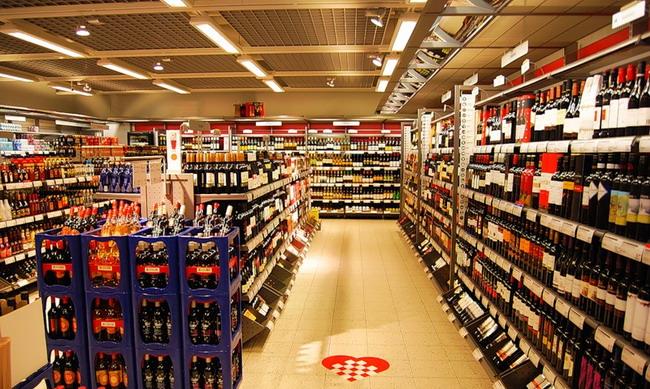 Алкоголь из финляндии