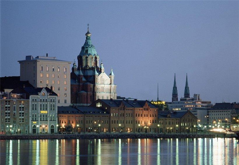 Финляндия лучшая страна для жизни