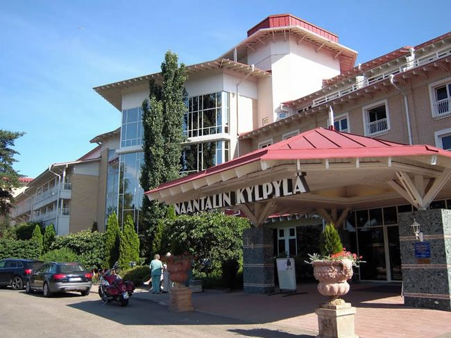 Отели Наантали