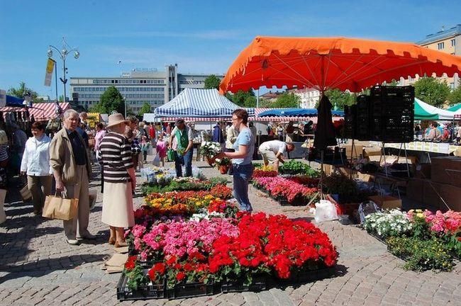 Рынок Лахти