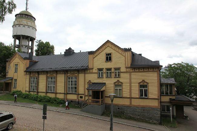 Миккеле Финляндия