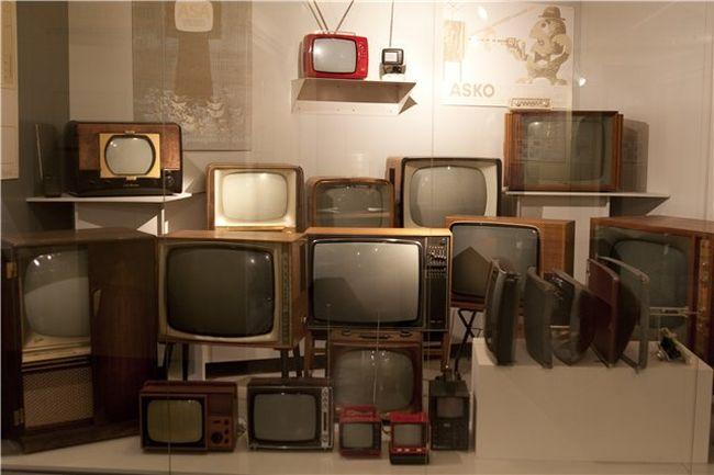 Музей радио и телевидения Лахти