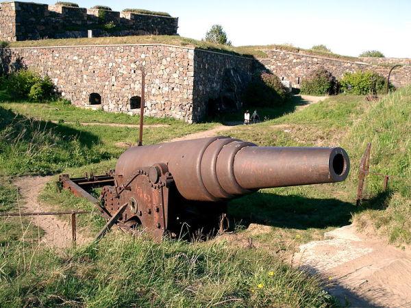 свеаборг крепость