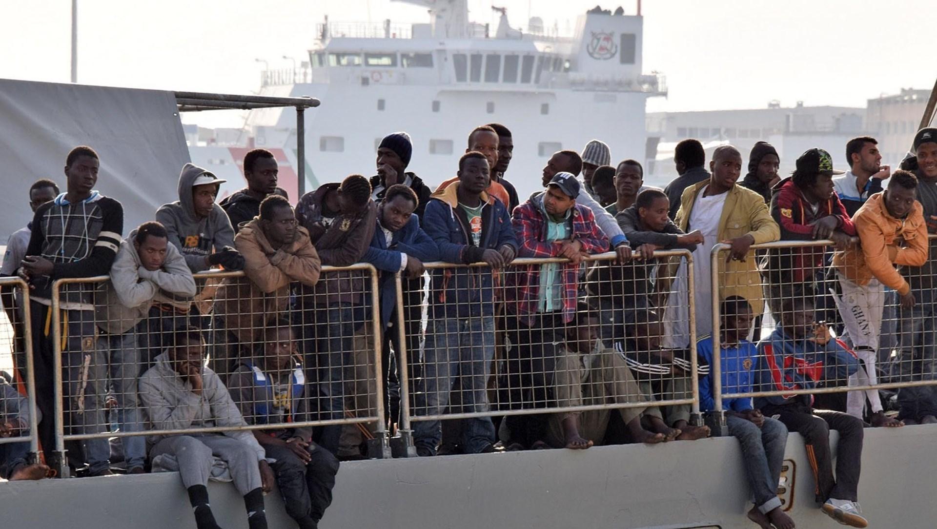 Финляндия достигла своего предела в приеме беженцев
