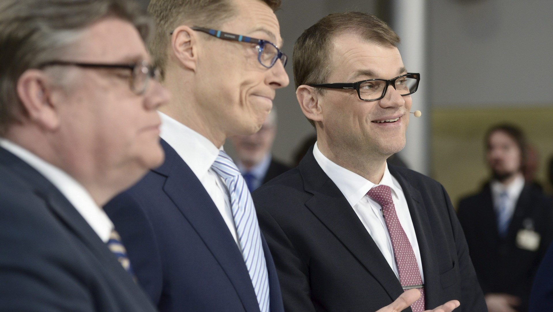 Распустят ли финский Кабинет Министров